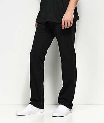 Free World Night Train Overdye jeans negros