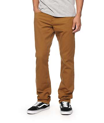 Free World Night Train Regular Fit Twill Pants (Past Season)