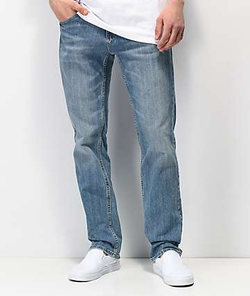 cf2ab8bb Free World Night Train Tampa Stretch Denim Jeans
