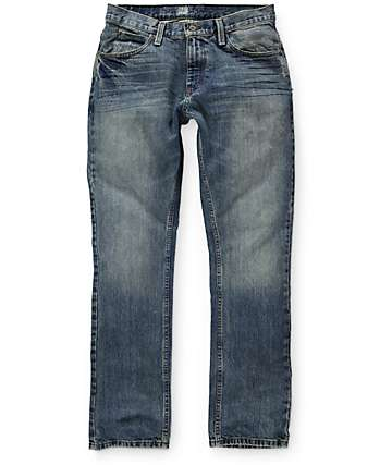 Free World Night Train jeans de ajuste regular