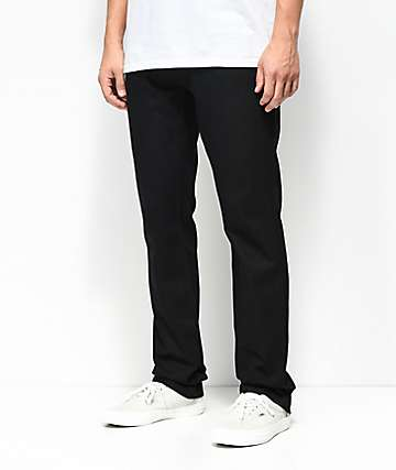 Free World Night Train jeans negros