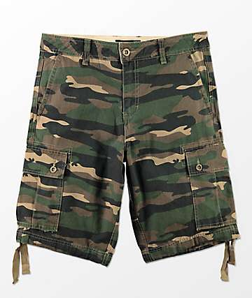 Free World Wreckage shorts cargo