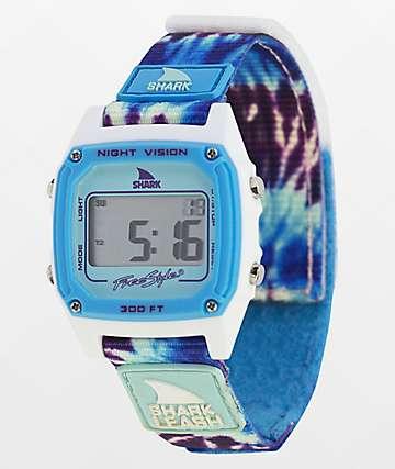 Freestyle Shark Classic Leash Tie Dye Digital Watch