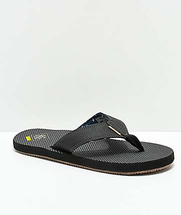 Freewaters Supreem Dude Black Sandals