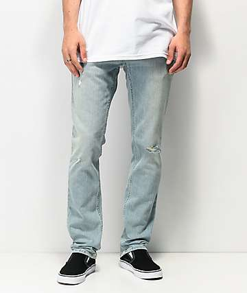 Freeworld Messenger Westport Stretch Skinny Jeans