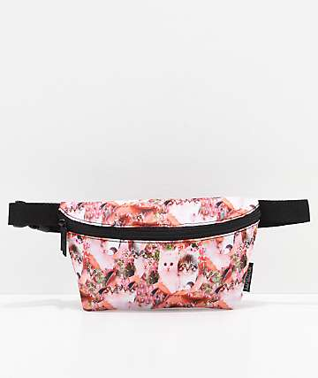 Fydelity Crazy Cats Fanny Pack
