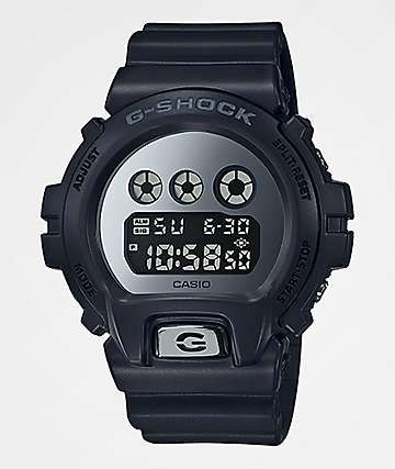 G-Shock DW6900 Black Watch
