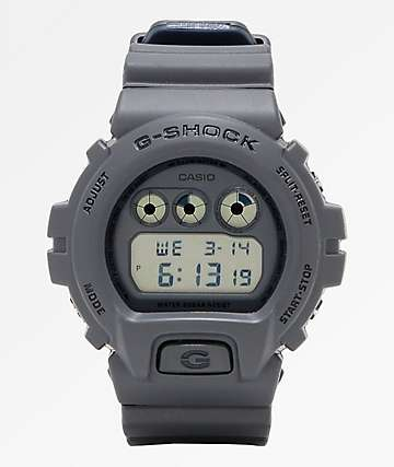 G-Shock DW6900 Stealth reloj digital azul