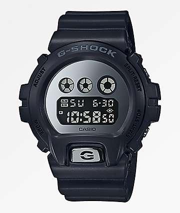 G-Shock DW6900MMA Black Digital Watch