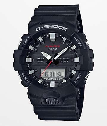 G-Shock GA800-1A reloj negro