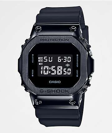 G-Shock GM5600 Black Digital Watch