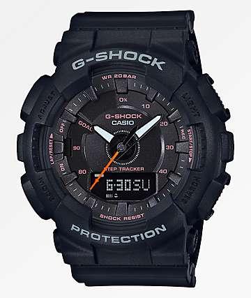 G-Shock GMAS130 reloj negro