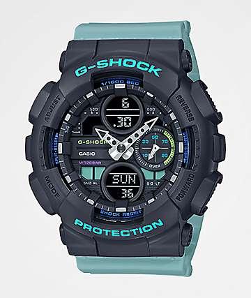 G-Shock GMAS140-2A Basic Blue Watch