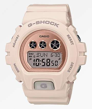 G-Shock GMD-S6900 Pink Military Color Digital Watch