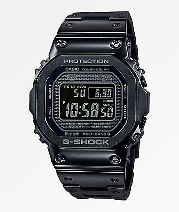 G-Shock GMWB5000 Black Watch