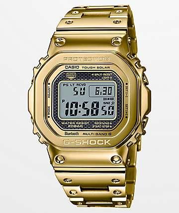 G-Shock GMWB5000 Gold Anniversary Watch