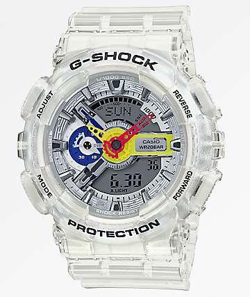 G-Shock x A$AP Ferg GA110 reloj blanco
