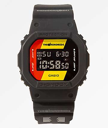G-Shock x The Hundreds DW5600HDR-1 Digital Watch