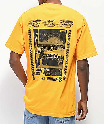 GLD Whips Chains Speed T-Shirt