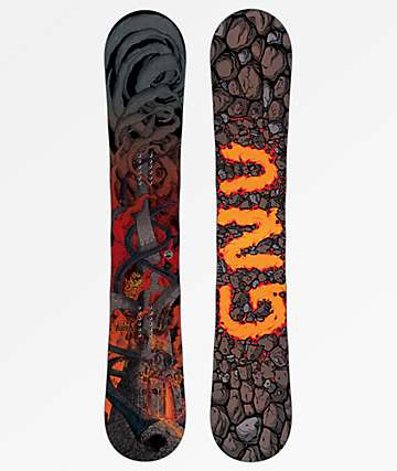 GNU Billy Goat Snowboard 2019