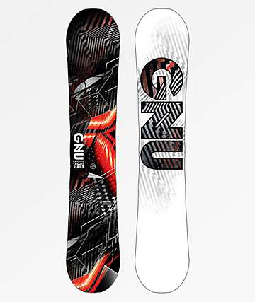 GNU Carbon Credit 2019 tabla de snowboard