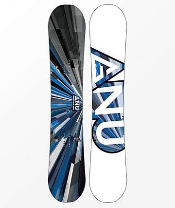 GNU Carbon Credit Asym tabla de snowboard
