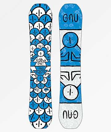 GNU Head Space 2019 tabla de snowboard