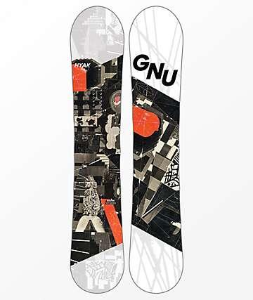 GNU Hyak tabla de snowboard