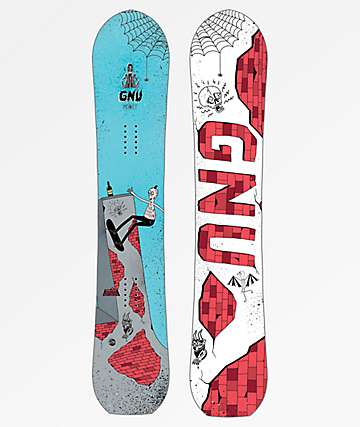 GNU Money Snowboard 2019