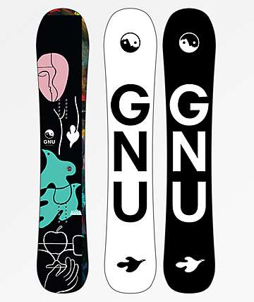 GNU Mullair Snowboard 2019