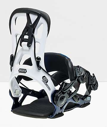 GNU Psych Blue Snowboard Bindings 2020