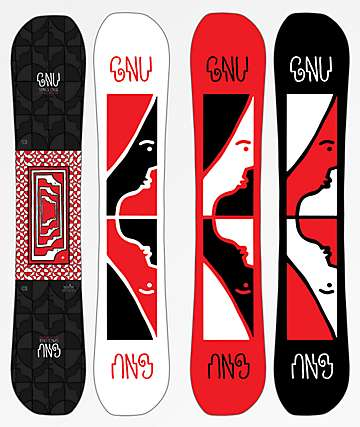GNU Space Case 2019 tabla de snowboard