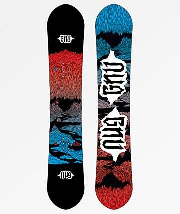 GNU T2B 2019 tabla de snowboard