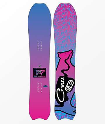 GNU x Airblaster S.P.A.M Snowboard
