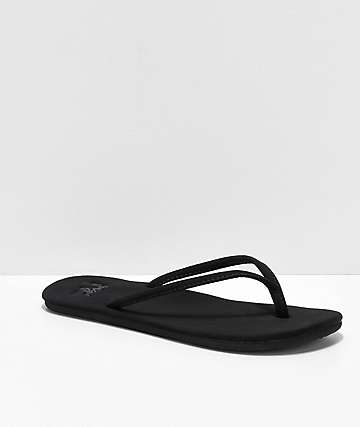 Gigi Bonvoyage Black Sandals
