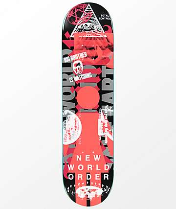 "Girl Biebel Conspiracy OG 8.0"" Skateboard Deck"