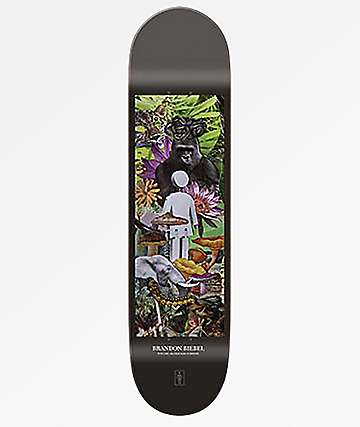 "Girl Biebel Jungle 8.0"" Skateboard Deck"