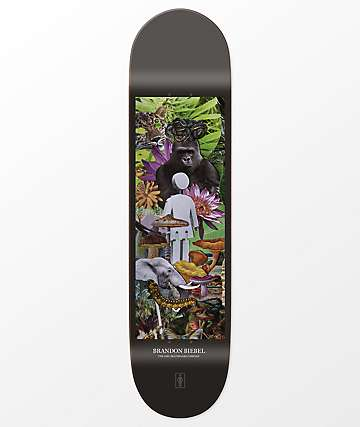 "Girl Biebel Jungle 8.0"" Tabla de skate"