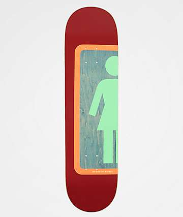 "Girl Biebel Ombre OG 8.25"" Skateboard Deck"