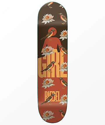 "Girl Biebel Sanctuary 8.0"" Skateboard Deck"