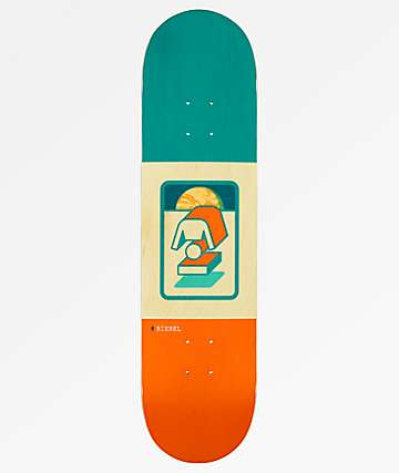"Girl Biebel Totem 8.0"" Skateboard Deck"