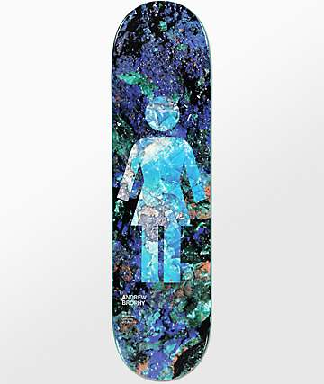 "Girl Brophy Geol-OG 8.25"" Skateboard Deck"