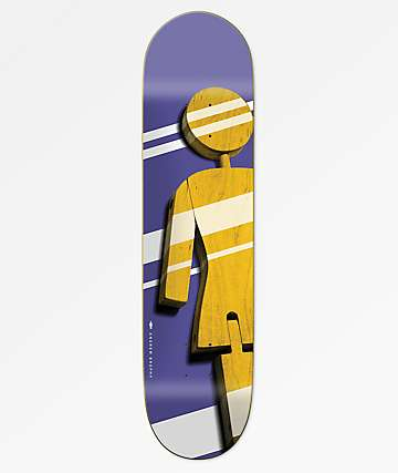 "Girl Brophy Shutter OG 8.25"" tabla de skate"