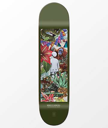 "Girl Carroll Jungle 8.375"" Skateboard Deck"