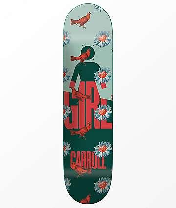 "Girl Carroll Sanctuary 8.375"" tabla de skate"