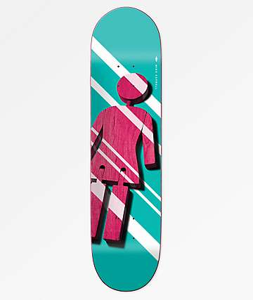 "Girl Carroll Shutter OG 8.375"" tabla de skate"