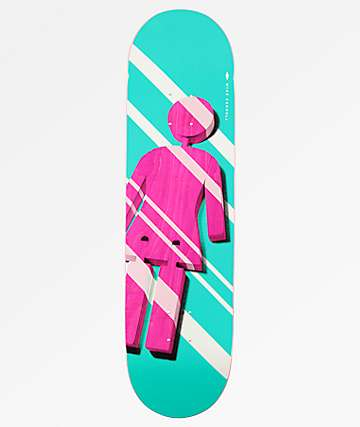 "Girl Carroll Shutter OG 8.38"" Skateboard Deck"