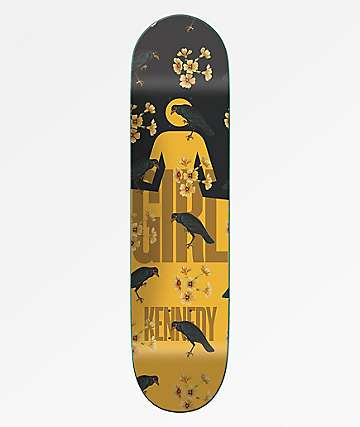 "Girl Kennedy Sanctuary 8.375"" Skateboard Deck"