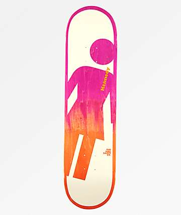 "Girl Kennedy Tilt A Girl 8.0"" Skateboard Deck"