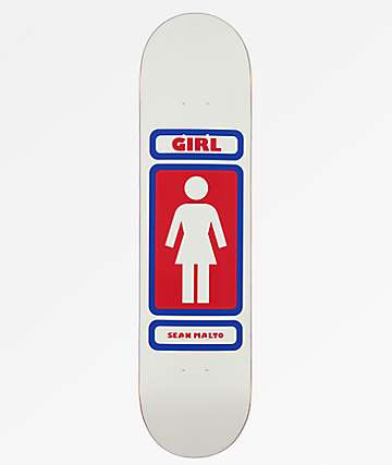 "Girl Malto 93 Til 7.75"" Skateboard Deck"